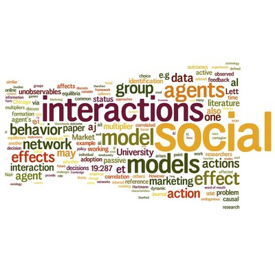 18. Modeling social interactions: Identification, empirical methods and policy implications
